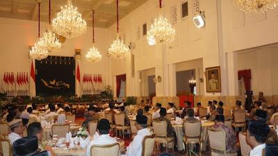 Presiden Jokowi: Jangan Ada Lagi Keluarga RI Hancur Akibat Ideologi Terorisme - Info Presiden Jokowi Dan Pemerintah