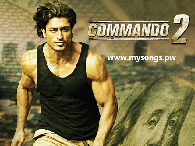 Commando 2 (2017) Hindi Movie Free Download HD 720p