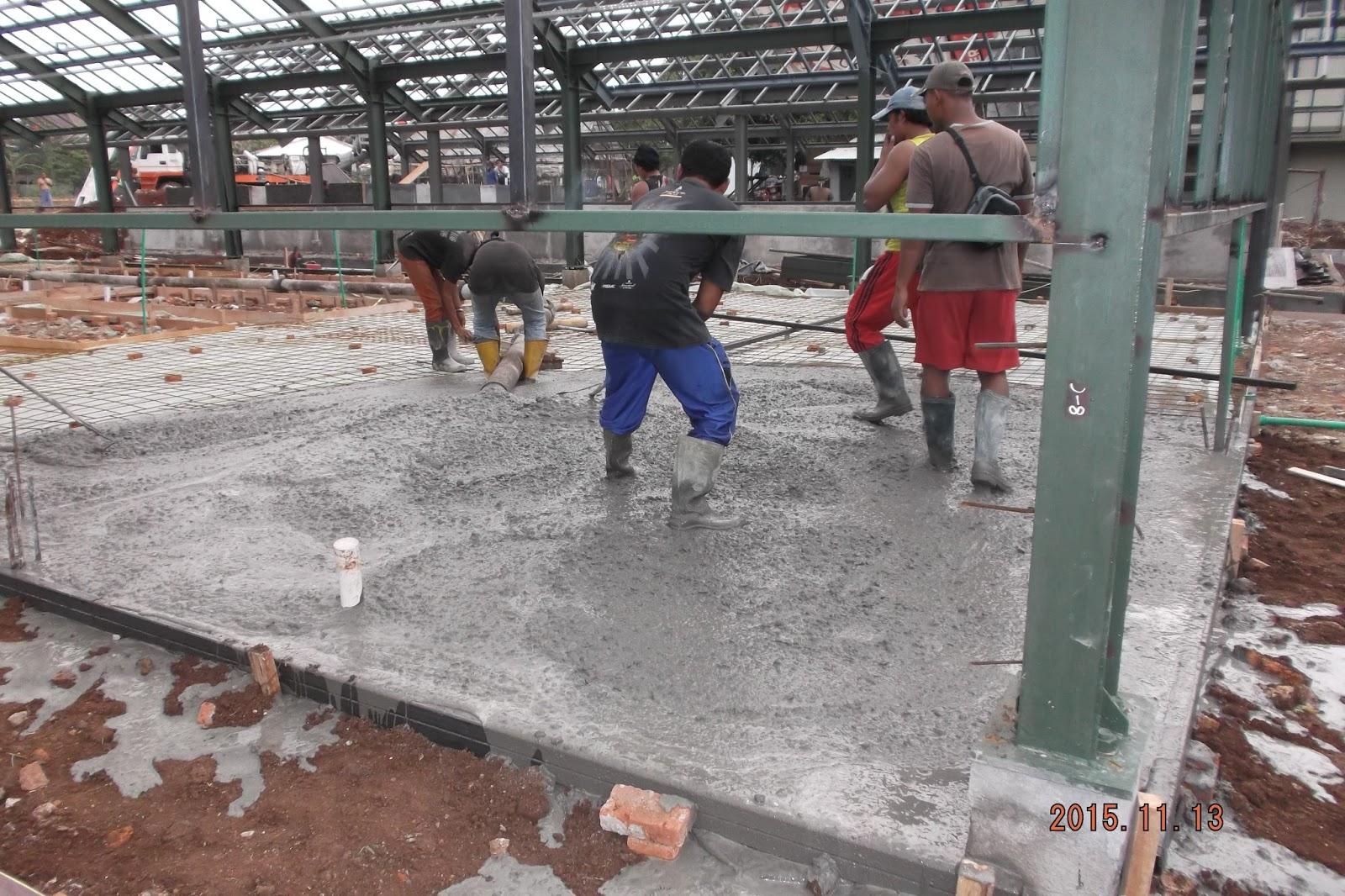 Finishing Floor Hardener - Lebak Bulus