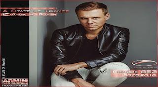 Armin Van Buuren - A State Of Trance 863 @ Radio DJ ONE