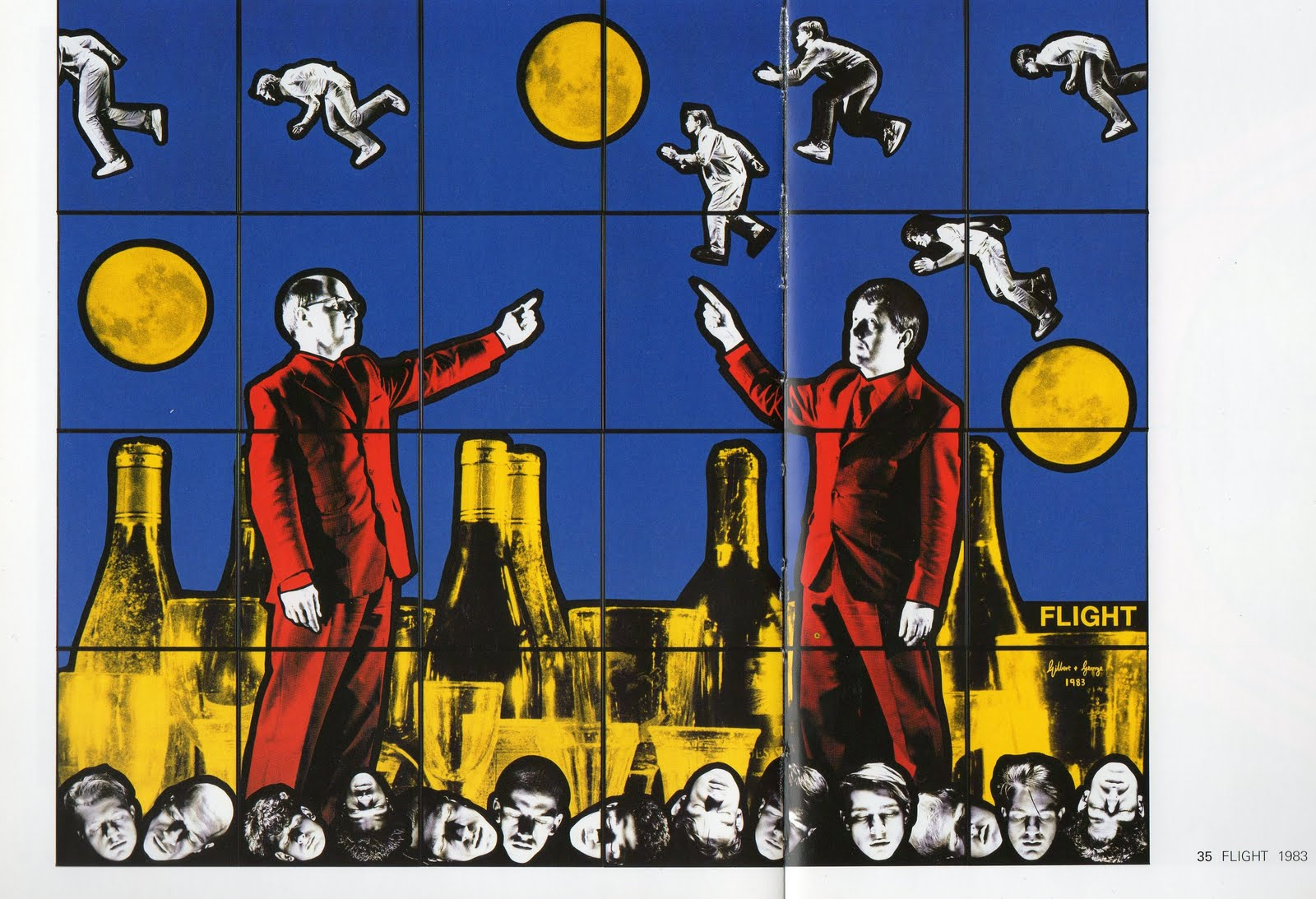 Gilbert And George: 1000+ Images About Gilbert & George On Pinterest