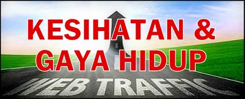 Topik (Niche) Blog Untuk Trafik Tinggi - Kesihatan Dan Gaya Hidup