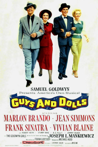 Guys and Dolls [1955] [DVD5 + DVD9] [NTSC] [Latino]
