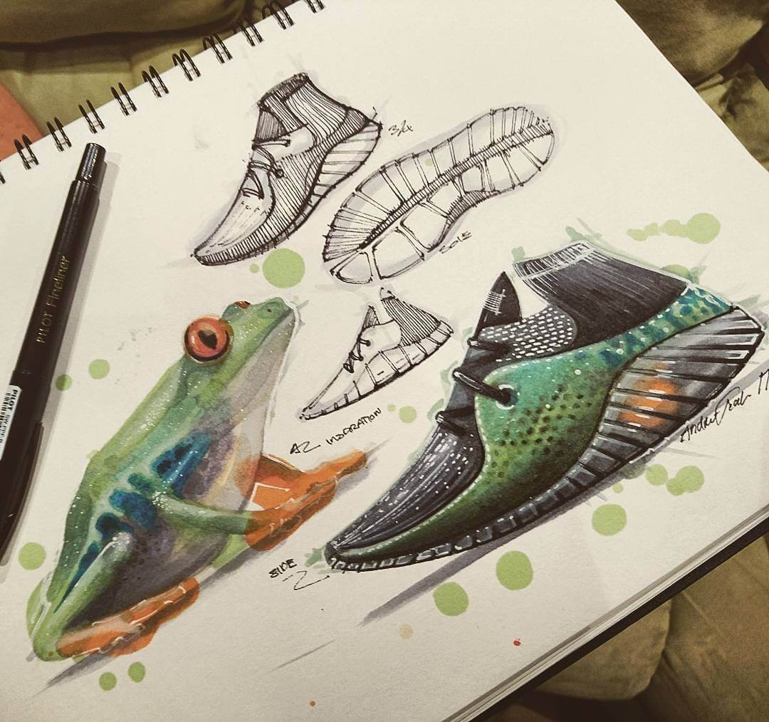 14-Tree-frog-Trainers-TiahDesign-Animal-Inspiration-for-Product-Design-www-designstack-co