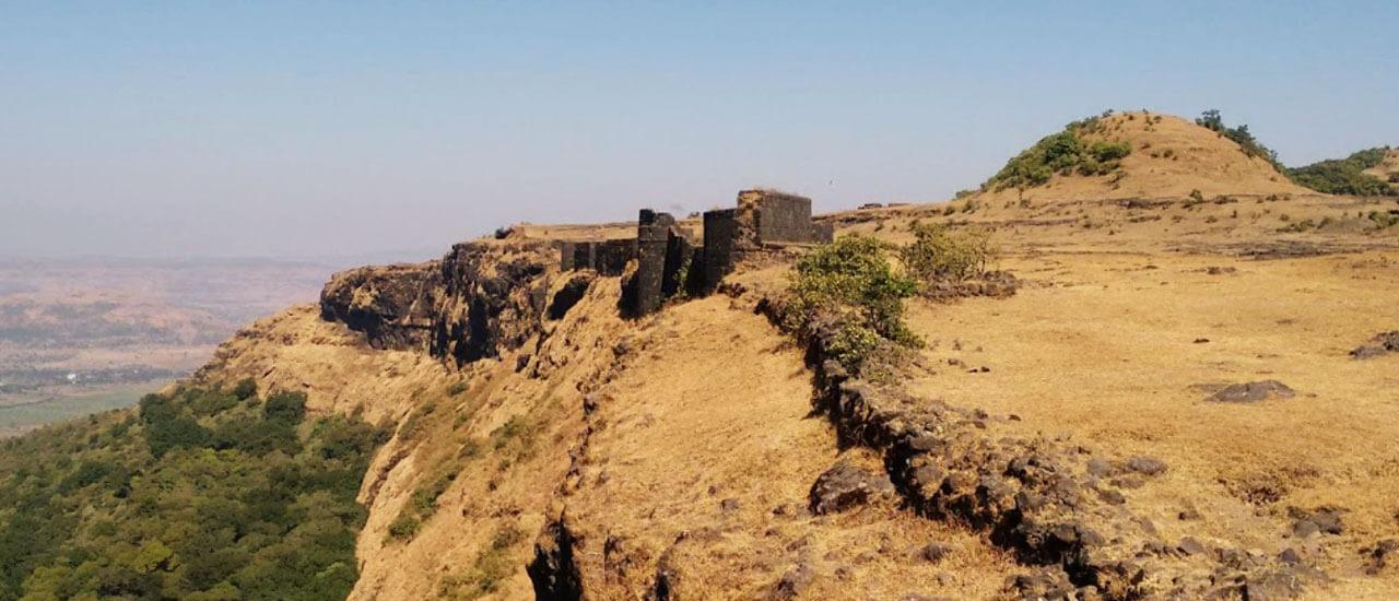 विसापूर किल्ला - Visapur Fort