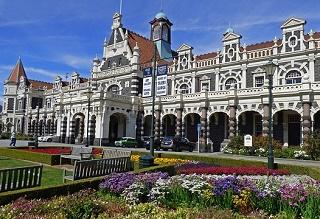 ダニーデン鉄道駅(ニュージーランド)