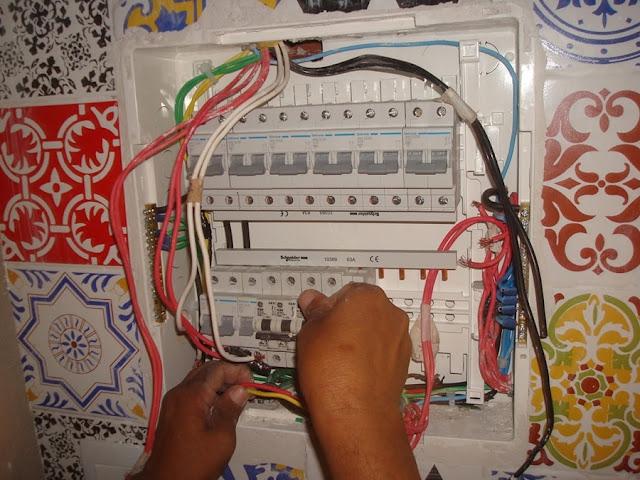 Saiba Quando Deve Trocar A Fiação Elétrica de Sua Casa.