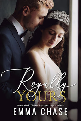 Cover Reveal: Royally Yours (Royally #4) by Emma Chase | About That Story