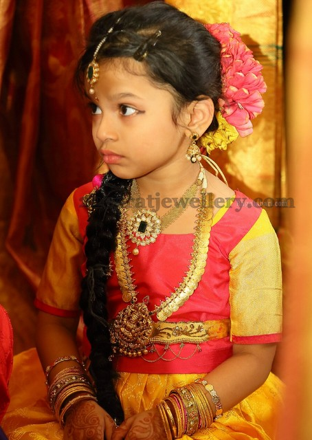 Little Girl in Kasu Mala