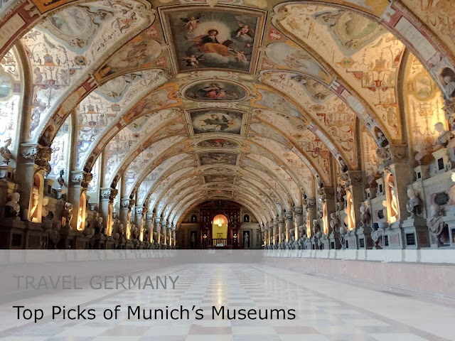Travel Germany. Top picks of Munich's Museums