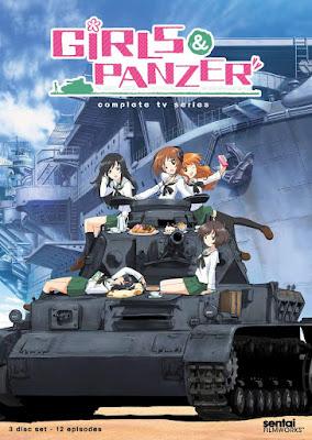 جميع حلقات انمي Girls und Panzer مترجم عدة روابط