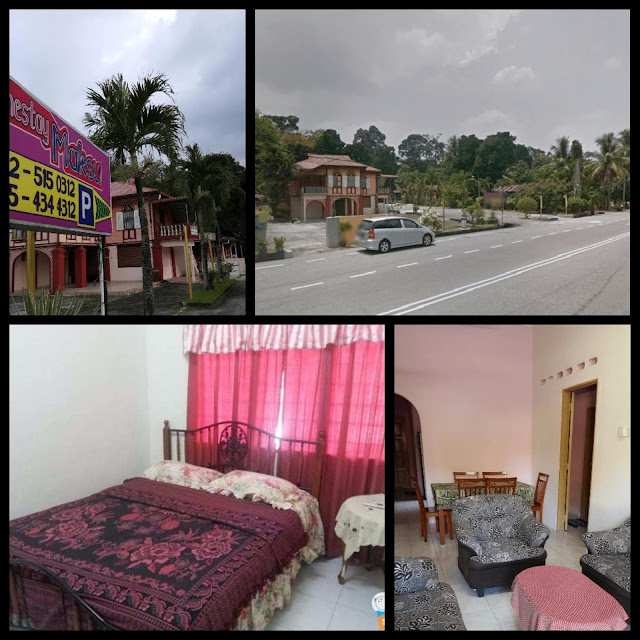 Homestay di Bidor Perak