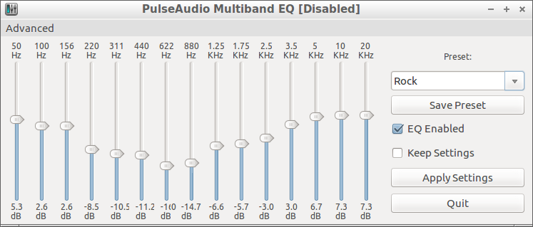 How to install audio equalizer on Lubuntu - tutorials blogger