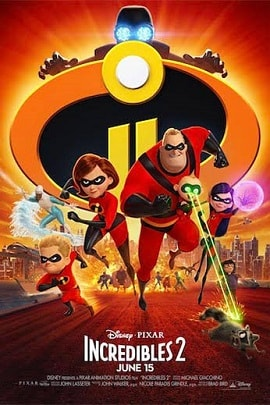 Download Incredibles 2(2018) in Hd Hindi Dubbed Blu-Ray | Taurenidus