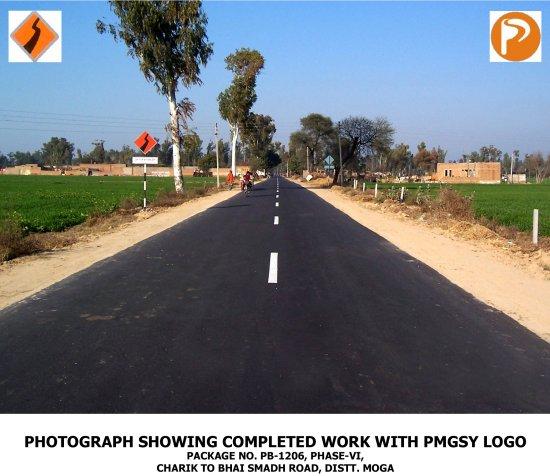 Pradhan Mantri Gram Sadak Yojana Pmgsy Rural Roads