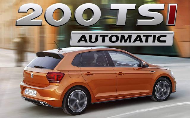 VW Polo 2018 200 TSI Automático
