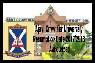 Image for Ajayi Crowther University Gate and Logo