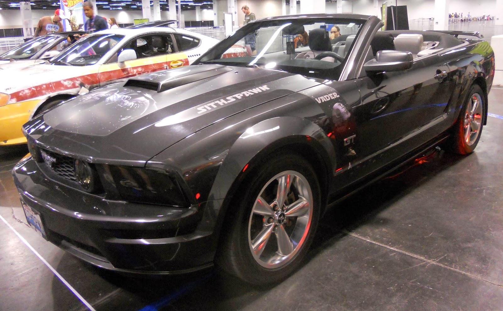 Car Wars: AutomoZeal: In A Ford Galaxie Far, Far Away......Star Wars