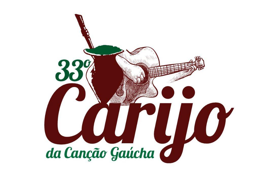 Estão abertas as inscrições para o 33º Carijo da Canção Gaúcha
