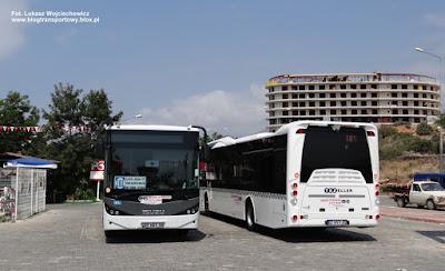 Isuzu Citibus i Tezeller LF1200, Alanya Belediyesi Şehir Otobüsü