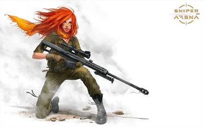 Sniper Arena - online shooter! v0.5.9 Mod Apk (Mega Mod)1
