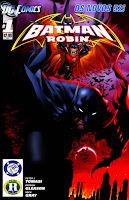 Os Novos 52! Batman e Robin #1