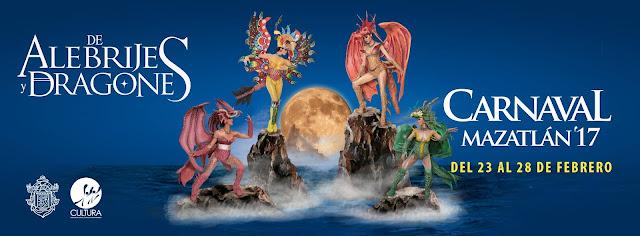 artistas carnaval mazatlan 2017