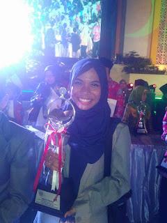 MTQ Nasional XXVI NTB 2016 - Juara 1 Qiroat Putri (Ustadzah Mastia Lestaluhu - Banten)