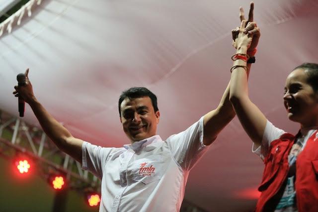 Pereira  se inscribirá como precandidato presidencial del FMLN