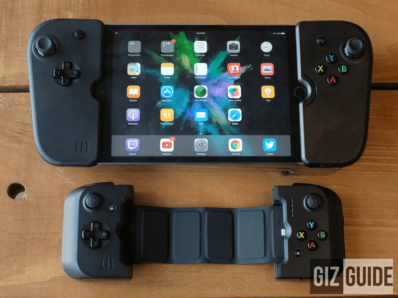 Gamevice For iPhone And iPad Review