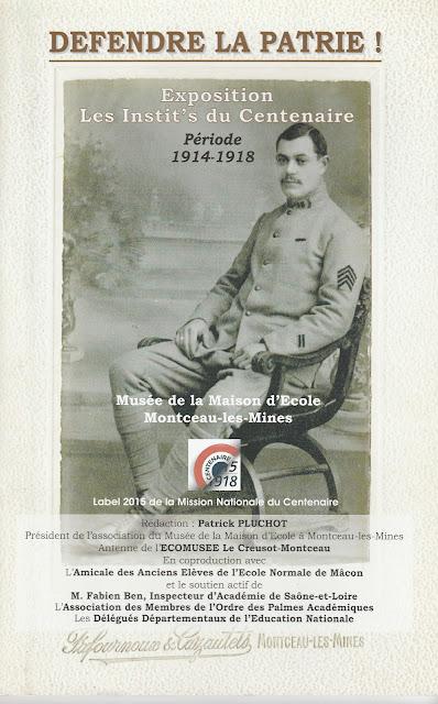 """""""Défendre la Patrie ! Période 1914-1918"""" en vente au musée"""