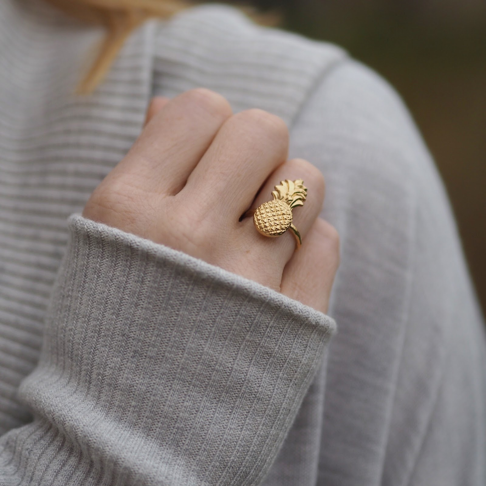 Danon pineapple ring