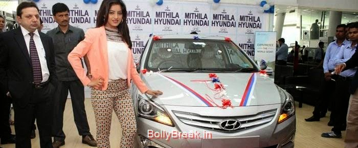 TV Actress Deepika Singh Launches New Hyundai Verna Car, TV Actress Deepika Singh Hot HD Pics At  Launch Of  New Hyundai Verna Car