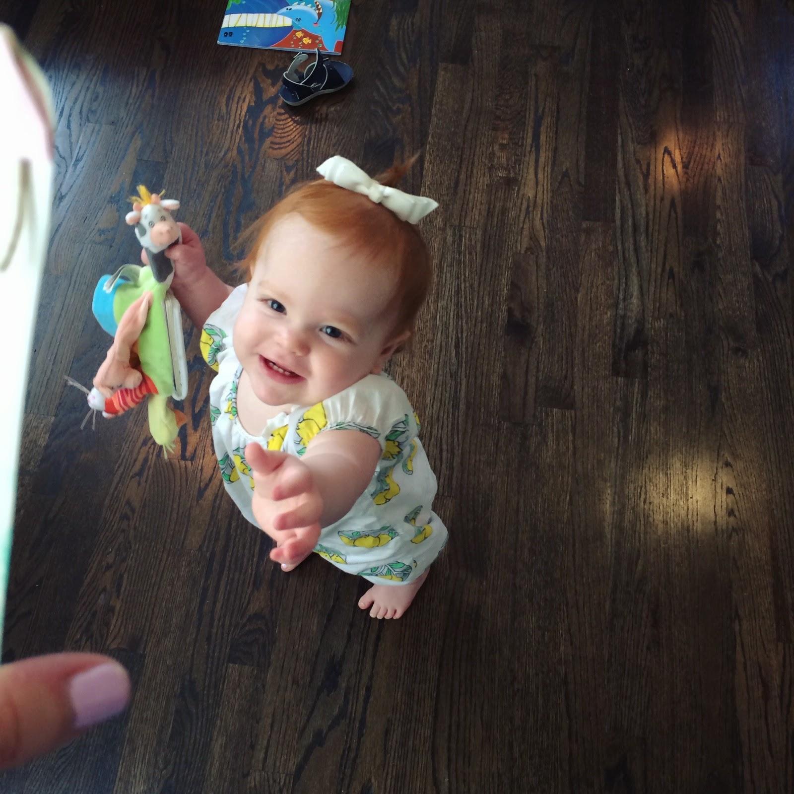 Veronika S Blushing Harper S Nursery Updated: Veronika's Blushing: Our Weekend