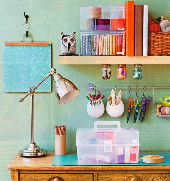 Ideias para home office em espaços pequenos