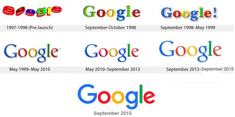 4 Alasan Google Mengubah Logonya