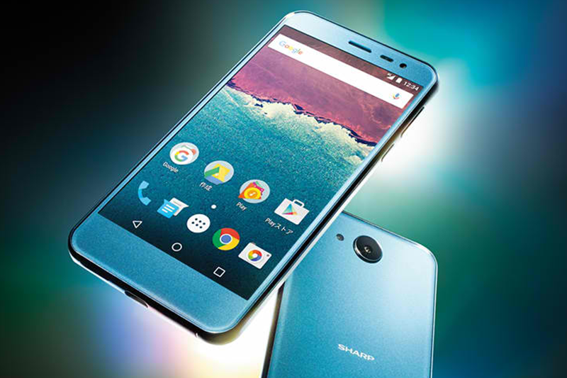 Sharp Aquos 507SH Android One