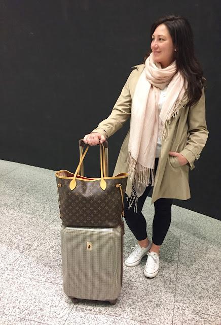 luggage, travel style