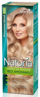 # 11 FARBA DO WŁOSÓW NATURIA PERFECT COLOR - 111 PLATYNOWY BLOND