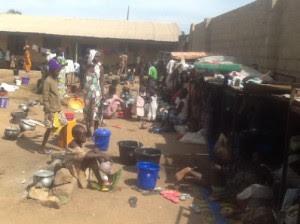 bomb explosion idps camp yola