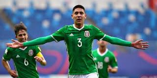 México U20 enfrenta a Inglaterra U20 en Cuartos de Final del Mundial Sub 20 Corea del Sur 2017