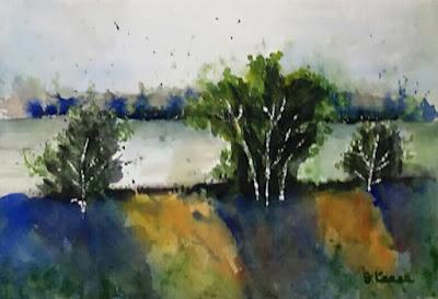 Lake Watercolor JKeese