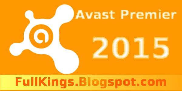 Avast Premier 2015 Full Crack Serial Licencia Full Kings