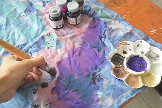 Altar Tarot Cloth DIY