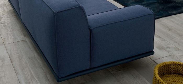 Exposición permanente de sofas en Zaragoza