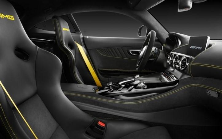 New Mercedes-AMG GT R 2017