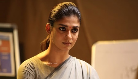 Don't call Nayanthara as Superstar! – Lakshmy Ramakrishnan