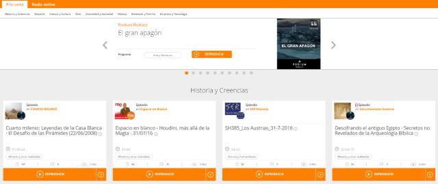 iVoox | Mis herramientas digitales