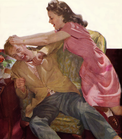 Harry Anderson 1906 1996 American Award Winning Artist