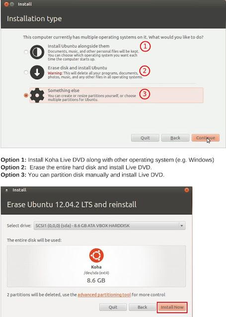 Download Pre-Installed Koha on Ubuntu - Library & Information